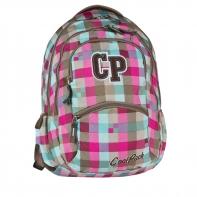 Młodzieżowy plecak szkolny CoolPack College 27L, Mint Haze