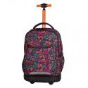 Plecak szkolny na kółkach CoolPack Swift Floral Dream 911