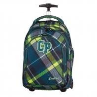 Plecak szkolny na kółkach CoolPack Target Verdure 624