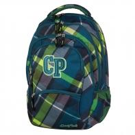 Młodzieżowy plecak szkolny CoolPack College 27L, Verdure 623
