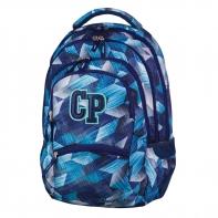 Młodzieżowy plecak szkolny CoolPack College 27L, Frozen Blue 637