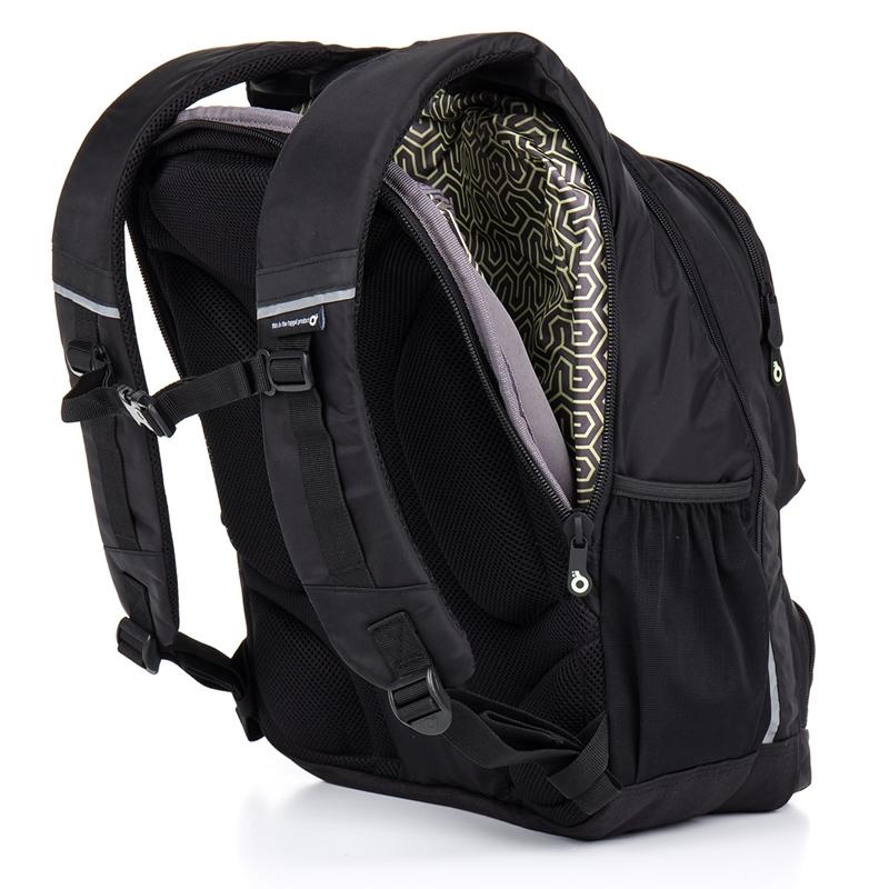 3f75c5febc046 Dwukomorowy plecak na laptopa Topgal TOP 160