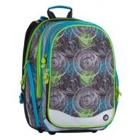 Plecak szkolny Bagmaster koła - czterokomorowy