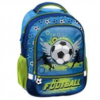 Lekki plecak szkolny piłka nożna, Football, Paso