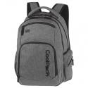Młodzieżowy plecak szkolny CoolPack Break 29 l, Snow Grey