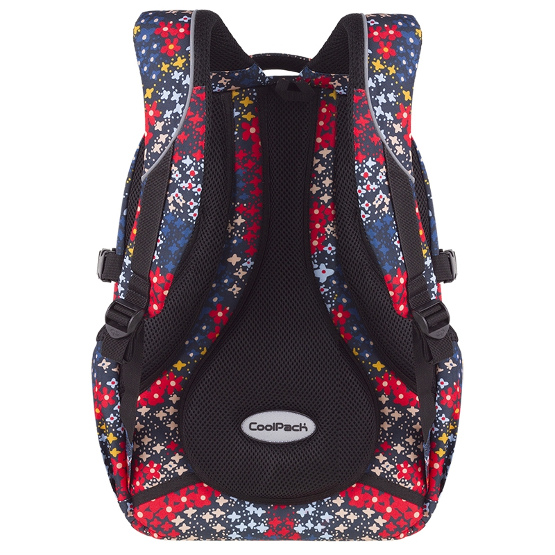 18fe0c5ca40a2 Młodzieżowy plecak szkolny CoolPack Factor 29L, Summer Meadow A035