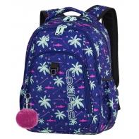 Młodzieżowy plecak szkolny CoolPack Strike 26L, Pink Shark A260