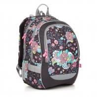 Plecak szkolny dwukomorowy dla dziewczynki Topgal CODA 18006