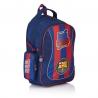Dwukomorowy plecak szkolny FC Barcelona Astra FC-132