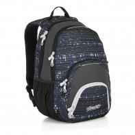 Dwukomorowy plecak młodzieżowy Topgal SIAN 18030