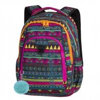 Młodzieżowy plecak szkolny CoolPack Strike 26L, Mexican Trip A209