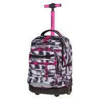 Plecak szkolny na kółkach CoolPack Swift Palm Trees A026