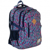 Plecak szkolny Astra Hash HS-13, kolorowy wzór