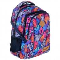 Plecak szkolny Astra Hash HS-09, kolorowe liście