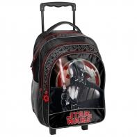 Plecak szkolny na kółkach Paso, Star Wars