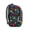 Swiecący plecak szkolny CoolPack LED Strike S 19 L Dinosaurs A18204 + ładowarka
