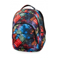 Młodzieżowy plecak szkolny CoolPack Basic Plus 27L, Blox, B03014