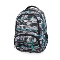 Młodzieżowy plecak szkolny CoolPack Spiner 27L, Palm Trees Mint, B01004