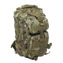 Dwukomorowy plecak St.Right 25 L, Navy Military BP43