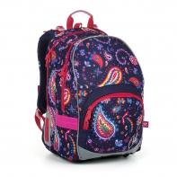 Plecak szkolny dwukomorowy dla chłopca Topgal KIMI 19010