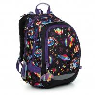 Plecak szkolny dwukomorowy Topgal CODA 19006