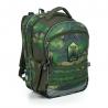 Plecak szkolny trzykomorowy dla chłopca Topgal COCO 19015