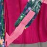 Plecak szkolny trzykomorowy dla dziewczynki Topgal COCO 19002