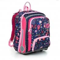 Plecak usztywniany dla dziewczynki Topgal BEBE 19001