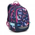 Plecak szkolny dwukomorowy dla dziewczynki Topgal CODA 18045