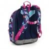 Plecak szkolny dwukomorowy dla dziewczynek Topgal CODA 18045
