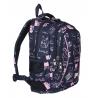 Dwukomorowy plecak szkolny St.Right 19 L, Cats BP26