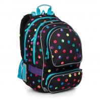 60dcc875057f3 Plecak szkolny dwukomorowy dla dziewczynki Topgal ALLY 19009