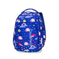 Lekki plecak szkolny CoolPack Strike S 19L, Unicorns A17208