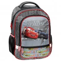 Plecak szkolny dla chłopca Paso, Cars - Auta