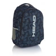 Plecak szkolny młodzieżowy Astra Head HD-217, szary