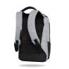 "Plecak męski na laptopa 13-15,6"" + USB, R-bag Forge Gray"