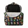 Bardzo lekki plecak szkolny dla chłopca MINECRAFT Astra, PIXELE