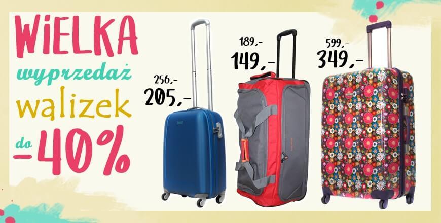 859b602f62045 Walizki, walizki na kółkach, sklep z walizkami - Walizkowo.pl